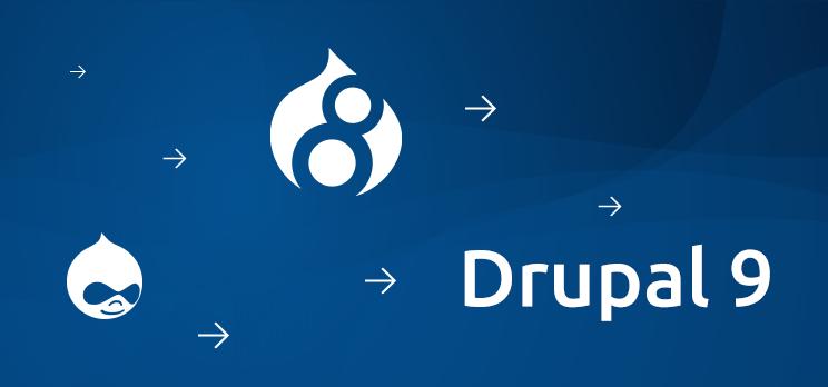 End of Life von Drupal 7! Drupal 9 kommt im Jahr 2020.