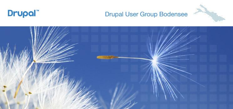 Banner: Drupal User Group Bodensee
