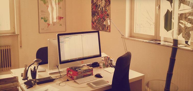Foto Tojio Internet Agentur Räumlichkeiten Arbeitsplatz