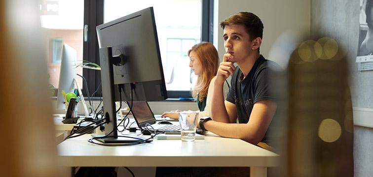 Tojio Internet / Drupal Agentur Arbeitsplätze