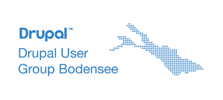 Drupal User Group Bodensee Logo