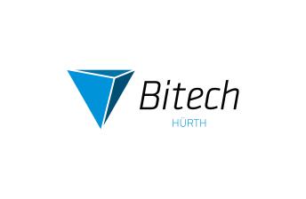 Logo der Bitech AG Hürth