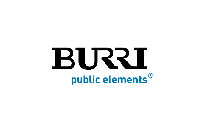 Logo BURRI public elements AG