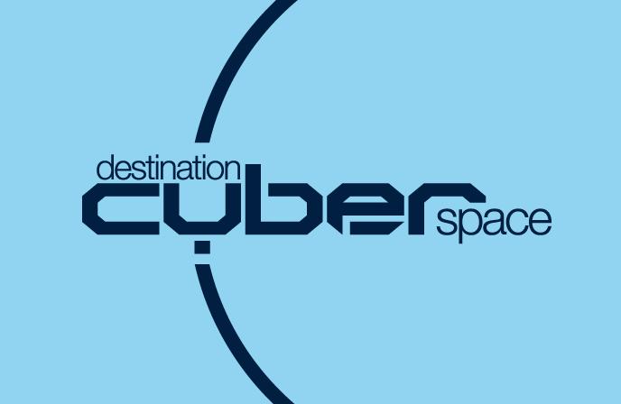 Logo Variante Destination Cyberspace