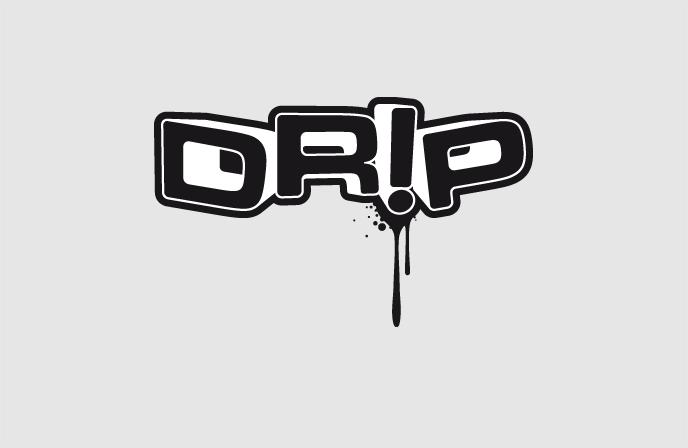 Logo Drip Walldesign
