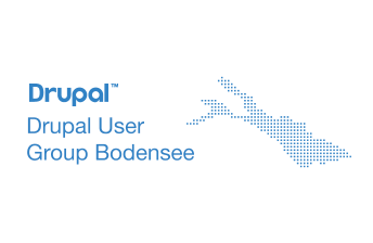 Logo der Drupal User Group Bodensee