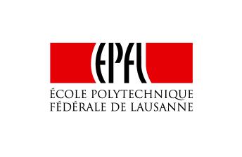 Logo der Eidgenössischen Technischen Hochschule Lausanne (École polytechnique fédérale de Lausanne)