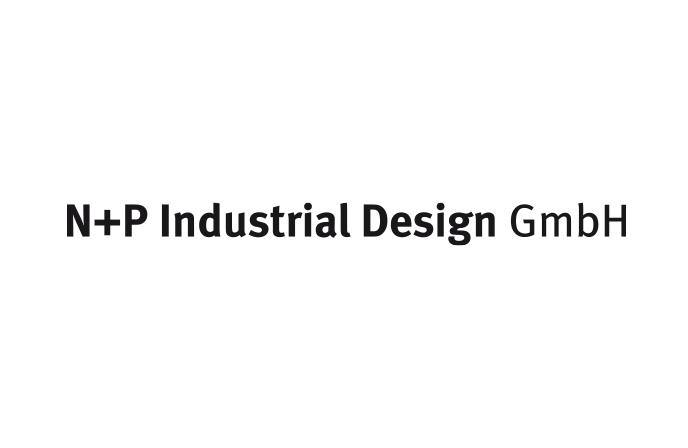 Logo N+P Industrial Design GmbH