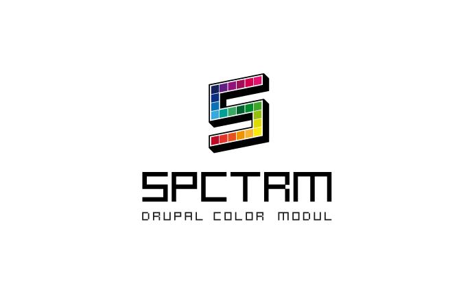 Logo SPCTRM Drupal Color Modul