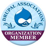 Grafik Drupal Association Organization Member