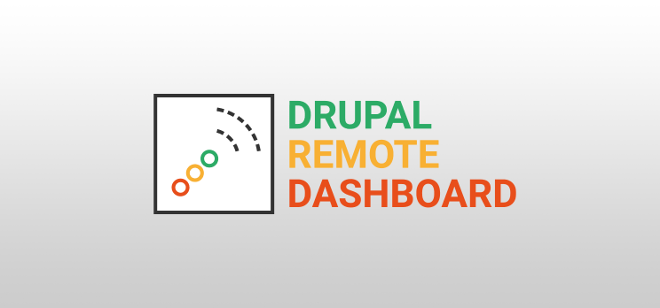 Drupal Remote Dashboard Logo