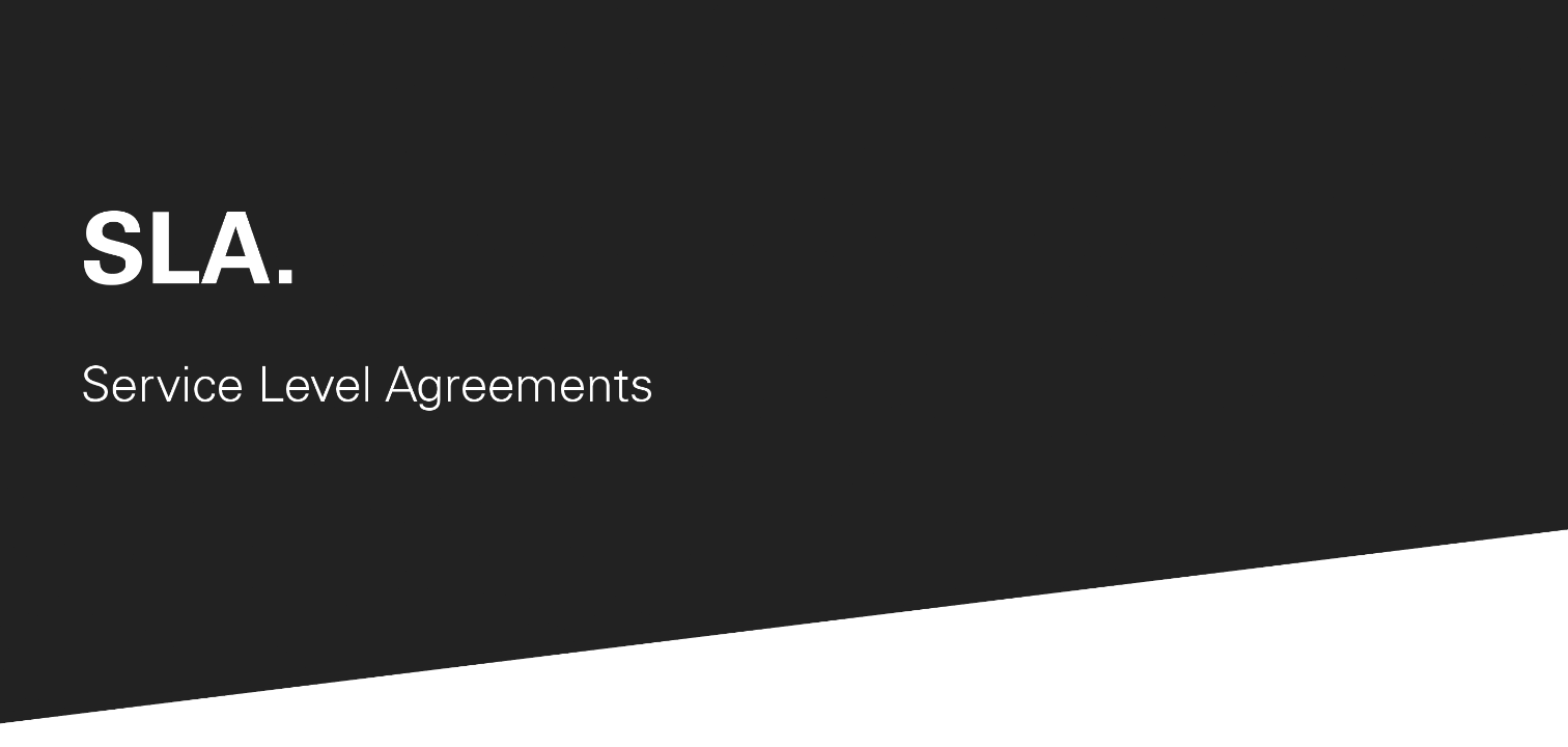 Drupal Service Level Agreements