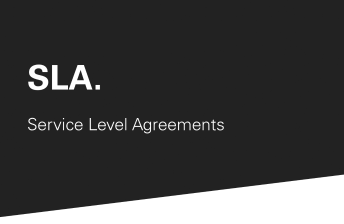 Drupal Service Level Agreements Matrix