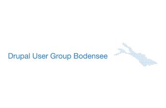 Logo der Drupal User Group Bodensee