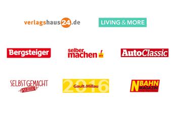 GeraNova Bruckmann Verlagshaus Marken