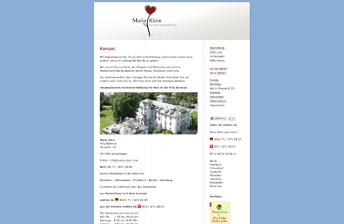Screensot Drupal Website