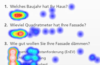 Screenshot Heatmap Tool