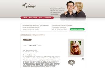 Screenshot Partner Portal vlitter