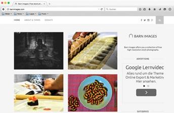 Teaser Bild zum Artikel Auf diesen Webseiten findet Ihr kostenlose und lizenzfreie Bilder