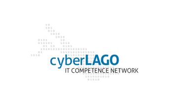 Logo cyberLAGO - IT Kompetenz-Netzwerk Bodensee