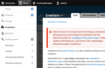 Drupal 8 is Mobile First.