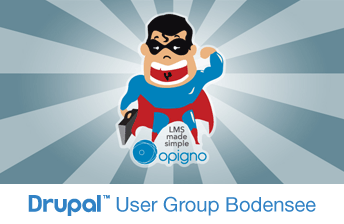 Drupal User Group Bodensee, 2. Treffen 2014