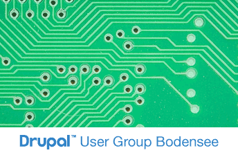 Drupal User Group Bodensee, 1. Treffen 2015