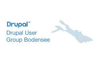 Logo: Drupal User Group Bodensee