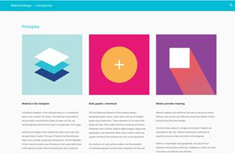 Teaser Bild zum Artikel Webdesign Trends 2016
