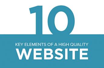 Teaserbild zum Blogartikel - 10 wichtige Eigenschaften einer erfolgreichen Website