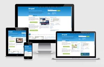 Drupal Usergroup Bodensee - Responsive Webdesign