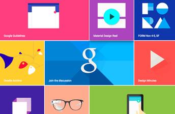 Teaser Bild zum Artikel Webdesign Trends 2015